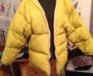 Пуховая поддева для куртки
