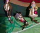 Ёлочных игрушек из СССР