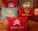Автомобильная подушка (новая)