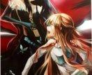 Аниме постер Sword art online