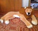 """Мягкая игрушка """"Лев""""🦁"""