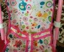 Седушка на коляску для куклы