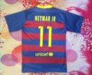 Форма футбольная Барселона Неймар 11 номер р.152