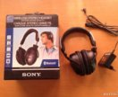 Наушники Sony DR-BT50. , Bluetooth, с микрофоном