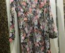 Платье. Джинса