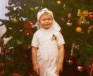 Детский новогодний костюм зайца