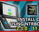 Софтмод Nintendo 3DS / 2DS любые версии