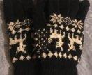 Очень тёплые перчатки