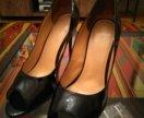 Лаковые туфли Эльмонте