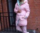 Розовая куртка - зефирка