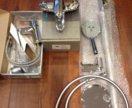 Новый комплект смесителей для ванны Hansgrohe.Герм