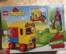 Лего Дупло Мой первый автобус