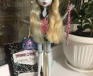 Куколка MONSTER HIGH Lagoona Blye