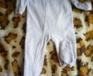 Пижама флисовая carter's
