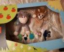 Кукольный театр из Икеа.