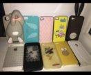 чехлы iPhone 4 - 4s