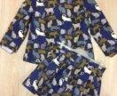 Комплект блуза и шорты H&M