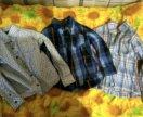 Рубашки 116-120 см