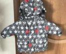 Зимняя, тёплая куртка на мальчика