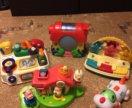 Развивающие музыкальные игрушки для ребенка от 6 м