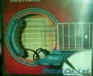 Звукосниматель для акустической гитары. Накладной