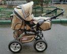 Детская многофункциональная коляска АDAMEX