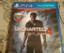 Uncharted 4 для sony playstation 4