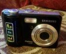 Фотоаппарат SAMSUNG Fibonacci S600
