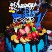 Топпер на торт Андрюша