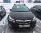 Opel astra 1,4 turbo 2012 г. Автомат