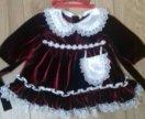 Платье +повязка