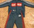 Костюм adidas, р-р 86-92