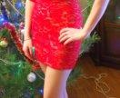 Красивое платье 40-42