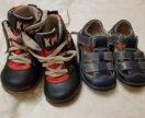 Ботинки ортопедические 21р и сандали