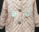 Пальто для девочки нарядное