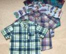 Рубашки мальчику 104