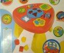 Развивающий игровой столик АВС