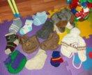 Детские носочки. Для малышей. Бесплатно