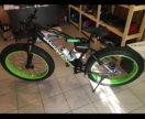 Велосипед ягуар файтбайк