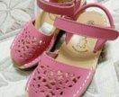 Новые детские сандалии босоножки