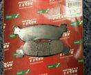 Тормозные колодки TRW MCB699