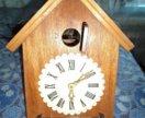 Продам часы с кукушкой