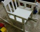 Детский стульчик-качалка СУНДВИК Икеа