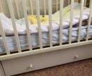 Кровать детская. Маятник