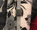 Ремешок для apple watch, серый с дырочками