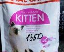 Корм для котят 2 кг