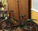 Велосипед kellis mars 4 для детей 5-6 -7лет.