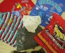 Пакет вещей на мальчика на р.86-92