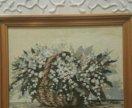 Картина из Гобелена Ландыши