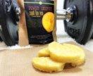 Скраб для тела натуральный апельсин